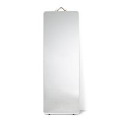 norm floor mirror white 1