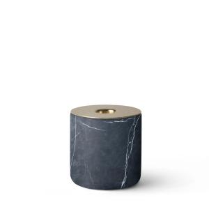 chunk marble black bare